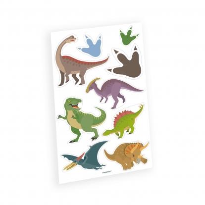 """Laikinos tatuiruotės """"Dinozaurai"""""""