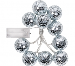 "LED girlianda ""Disco kamuoliai"" 1"