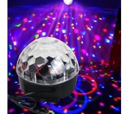 LED kamuolys-lempa