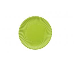 Lėkštutės, banguotos salotinės (10 vnt./18 cm)