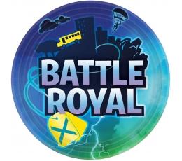 """Lėkštutės """"Battle Royal"""" (8 vnt./22 cm)"""