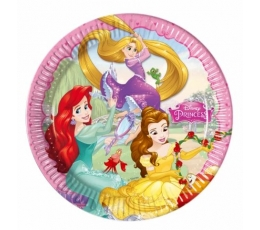 "Lėkštutės ""Disney princesės"" (8 vnt./23 cm)"
