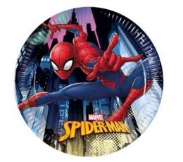 "Lėkštutės ""Žmogus voras"" (8 vnt./20 cm)"