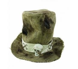 Maišinė skrybėlė su kaukole