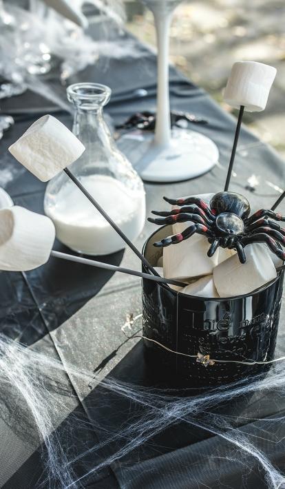 Mistinės improvizacijos Helovino tema
