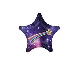 """3D Folinis balionas """"Galaktikos žvaigždė"""" (71x71cm)"""