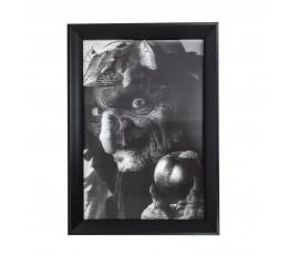 "3D veidrodis ""Ragana"" (45X35 cm)"