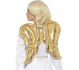 Angelo sparnai, auksiniai