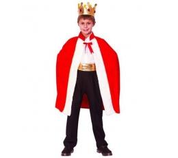 """Apsiaustas """"Karalius"""" (122 - 134 cm.)"""