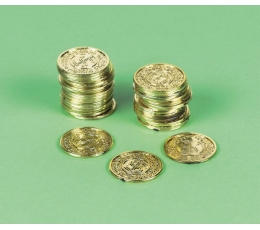 Aukso monetos (72 vnt.)