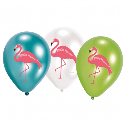 "Balionai ""Flamingai"" (6 vnt./28 cm)"
