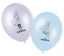 """Balionai """"Frozen"""" (8 vnt./28 cm)"""