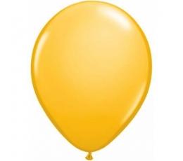 Balionai, geltonai oranžiniai (100vnt. 13cm. )
