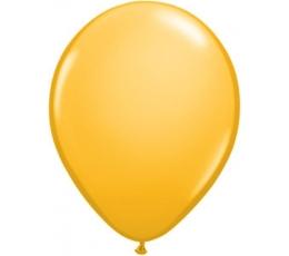 Balionai, geltonai oranžiniai (25 vnt./28 cm.)