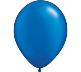 Balionai, mėlyni perlamutriniai (100 vnt./28cm./Q11)