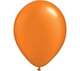 Balionai, oranžiniai perlamutriniai (100 vnt./12 cm/Q5)