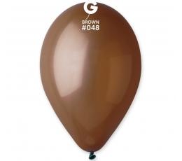 Balionai, rudi pasteliniai (100vnt./28 cm.)