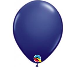 Balionai, tamsiai mėlyni  (100 vnt./ 12 cm/ Q5)