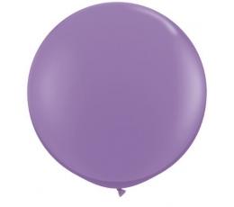Balionai, violetiniai pasteliniai (2vnt./78cm. Q30)