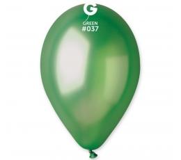 Balionai, žali perlamutriniai (10vnt./28cm.)