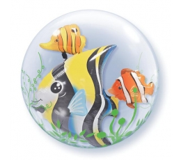 "Balionas-bablas ""Žuvytės"", dvigubas  (61cm)"