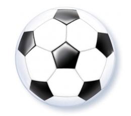 """Balionas-bablas """"Futbolo kamuolys"""" (56 cm)"""