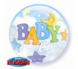 "Balionas-bubble"" Baby boy"" (56 cm)"