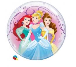 """Balionas-bubble """"Princesės"""" (56 cm)"""