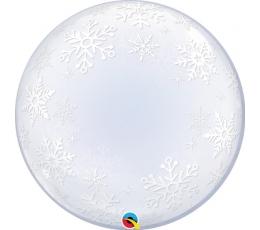 """Balionas-bubble """"Snaigės"""" (60 cm)"""