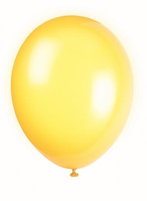 Balionas, gelsvas (30 cm)