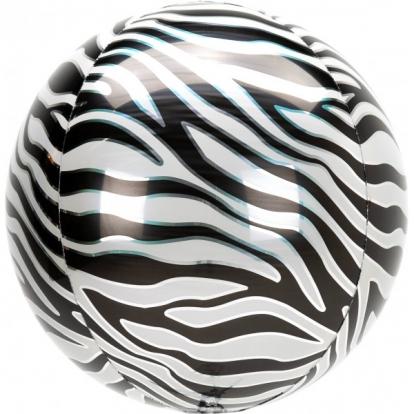 """Balionas-orbz """"Zebras"""" (38x40 cm)"""