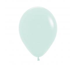 Balionas, šviesiai mėtinis (30 cm)