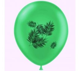 """Balionas """"Tropikų lapai"""" (30 cm)"""