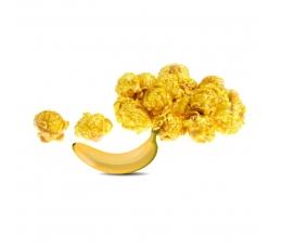 Bananų skonio spragėsiai (0,5L/S)