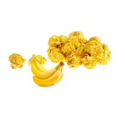 Bananų skonio spragėsiai (2L/M)