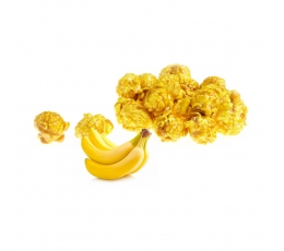 Bananų skonio spragėsiai (5L/L)