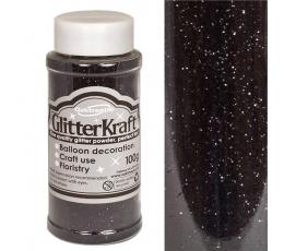 Blizgios dulkės, juodos (100 g)
