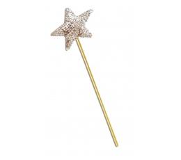 Burtų lazdelė, auksinė žvaigždė