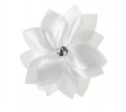 Dekoracija, balta gėlytė