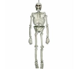 "Dekoracija ""Skeletas"", gelsva (1,37 m)"