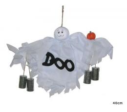 """Kabanti dekoracija """"Vaiduokliukas BOO"""" (40 cm)"""