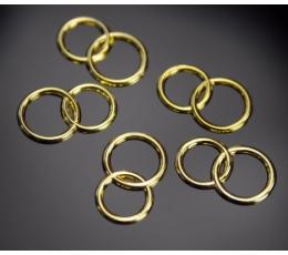 """Dekoracija """"žiedukai"""" (25vnt.)"""