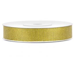 Dekoratyvinė juostelė, auksinė (25 m)