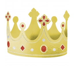 Dekoratyvinė karaliaus karūna