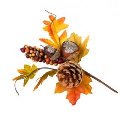 Dekoratyvinė rudens šakelė (14,5 cm)