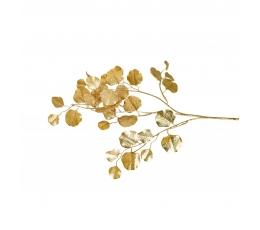 """Dekoratyvinė šaka """"Auksinis eukaliptas"""" (84 cm)"""