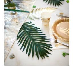 Dekoratyvinis palmės lapas su kotu (35x21 cm)
