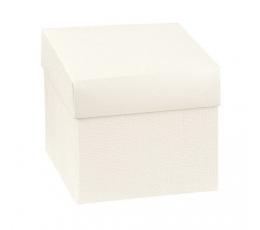 Dėžutė - balta (200*200*110 mm.)