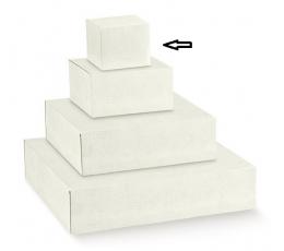 "Dėžutė ""Balti ornamentai"" (120x120x120 m.)"
