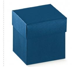 Dėžutė - Blu Scia kvadratinė / mėlyna (1 vnt./ 2 cm.)